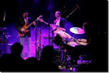 Concert trio guitare basse batterie