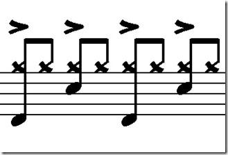 sledgehammer rythme de base
