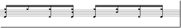 bossa nova variation 2