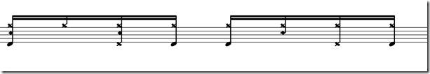 bossa nova variation 5