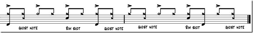 hip hop inpressi ghost notes