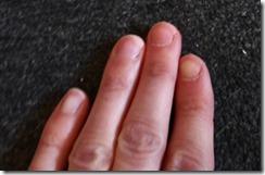 bossa aux doigts