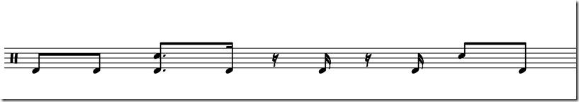 composer une rythmique de batterie 3
