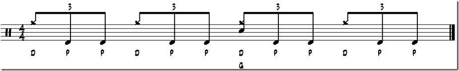 dpp rythme