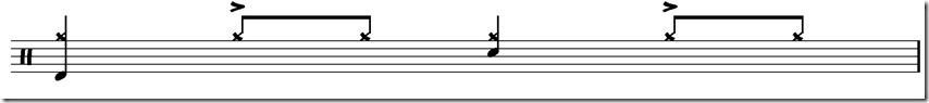 jouer de la battrie accents cymbale latin 3
