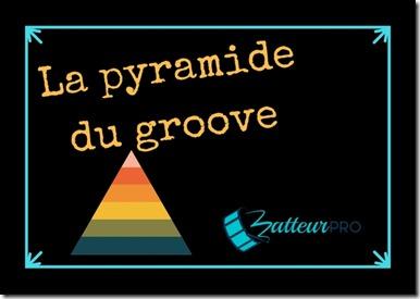 La pyramide du groove a la batterie