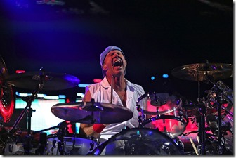 Chad Smith Batteur
