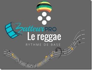 le reggae cours de batterie
