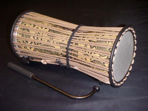 Les tambours melodiques