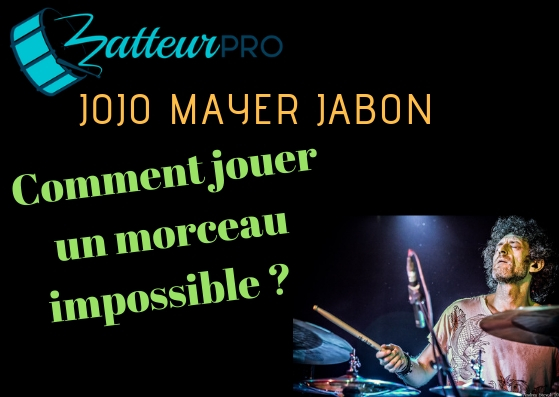 Jojo mayer nerve batterie quadruple coups