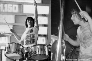 Batteur The Who