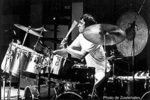 Keith Moon Batteur de The Who