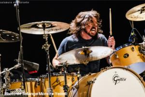 Batteur Dave Grohl