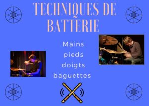 Techniques de batterie - BatteurPro