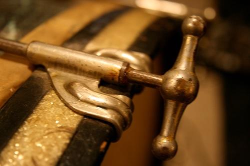 clef de réglage