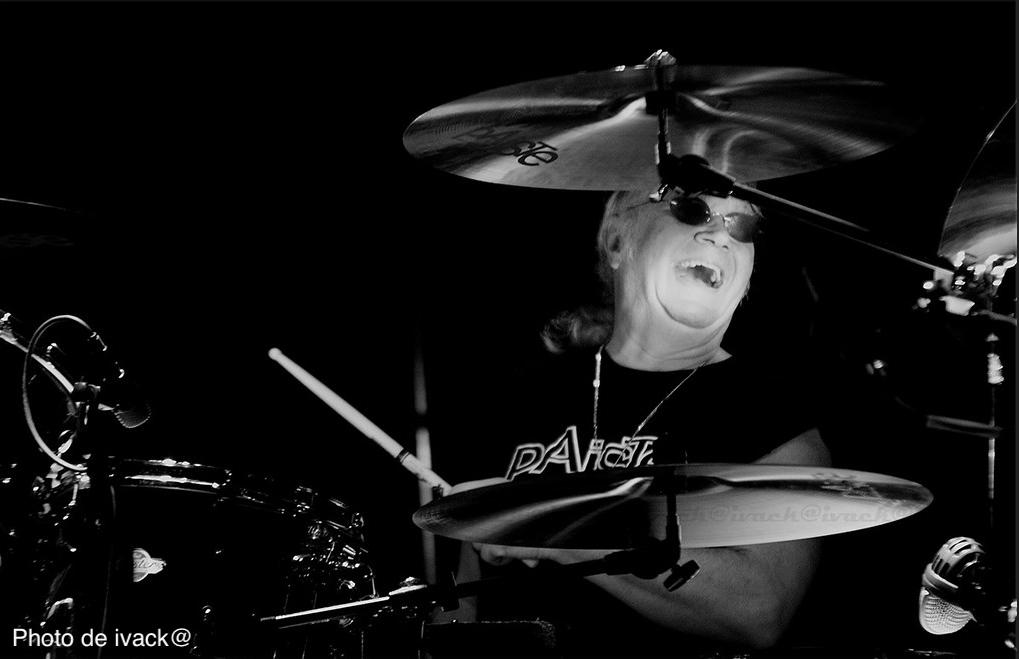 Biographie du batteur Ian Paice