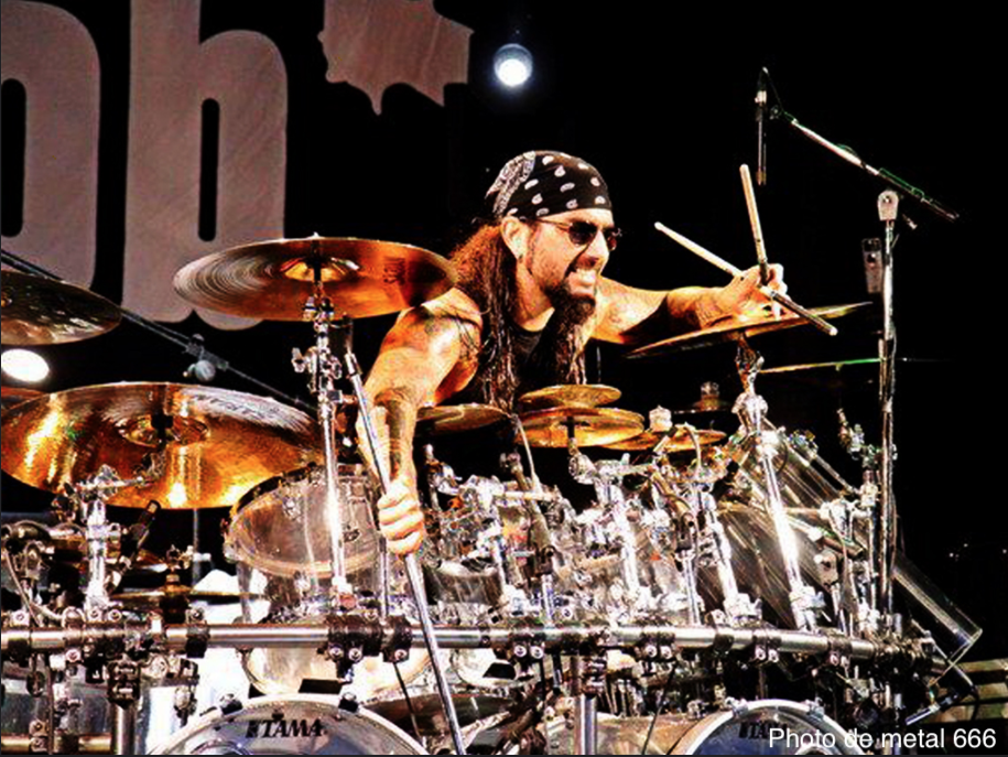 Biographie du batteur Mike Portnoy