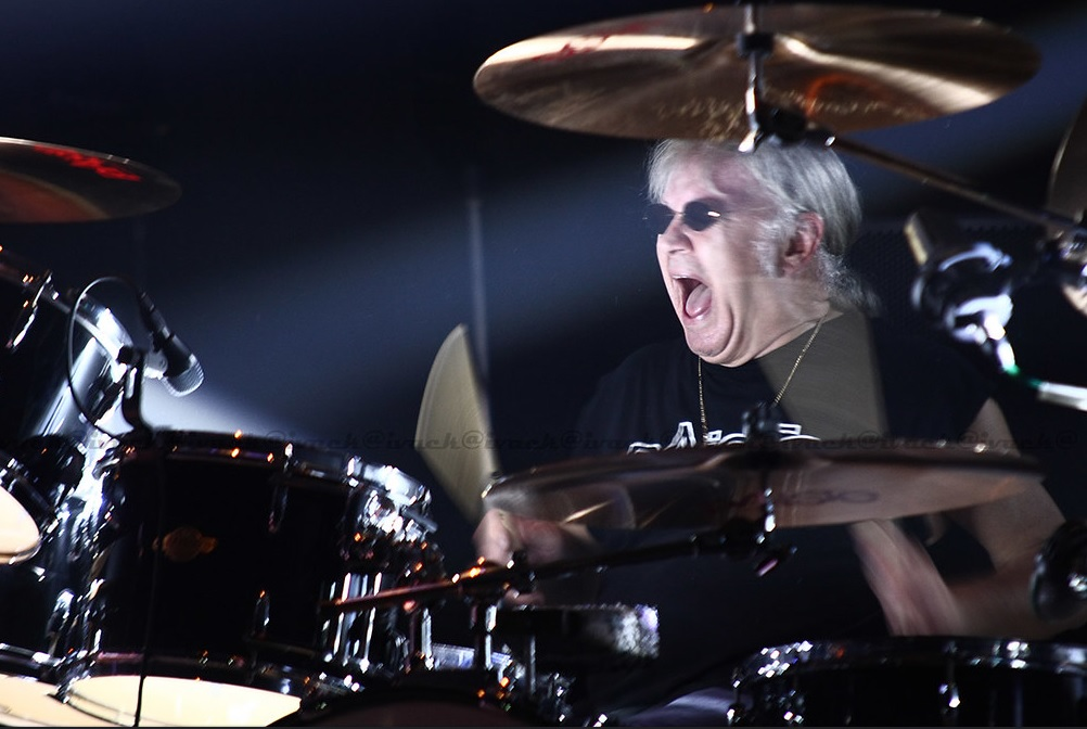 ian paice batteur de deep purple