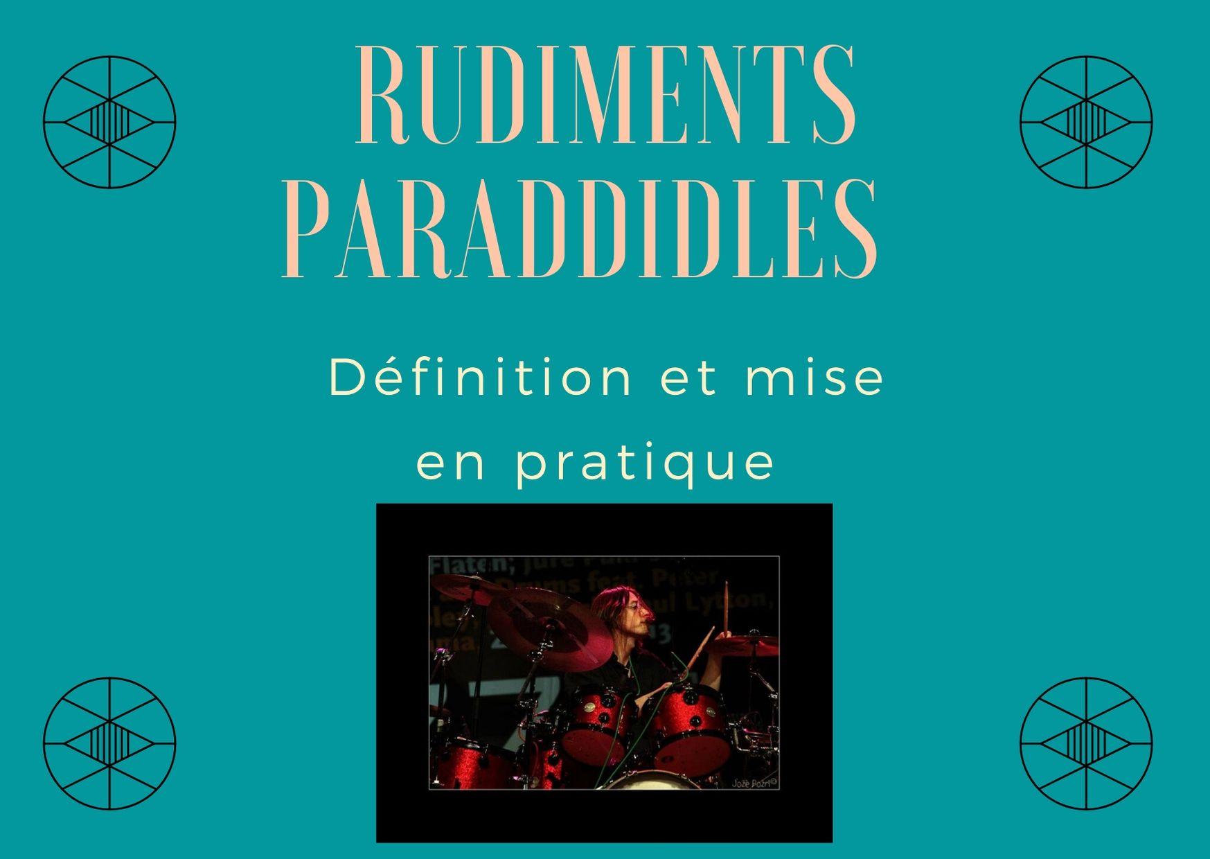 rudiments definition